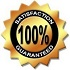 Guaranted 100% Satisfaction