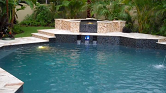 Glass Tile Pools